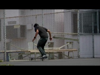 A Skate Escalation (Kilian Martin)