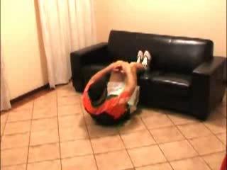 Видеоурок Как качать пресс (верхний, нижний, косые мыщцы живота)