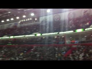 последний матч финала кубка гагарина Салават Юлаев (Грин Мащин) - Атлант