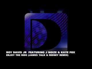 Roy Davis Jr. Feat. J Noize Kaye Fox - Enjoy The Ride (James Talk Ridney Remix)