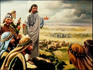 Путь ко Христу ''Любовь Бога к человеку'' часть 1