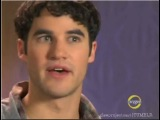 Darren Criss - The Glee Project Interview