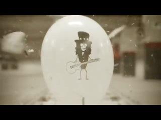 Мульт на воздущных шариках