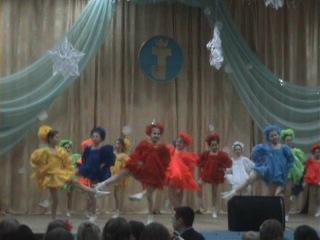 Образцовый эстрадно-хореографический коллектив