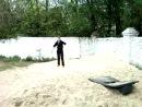 Жопой в песок
