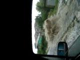 Дождь в городе Губкин
