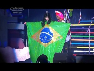 Katy Perry - Rock in Rio 2011 (Концерт)