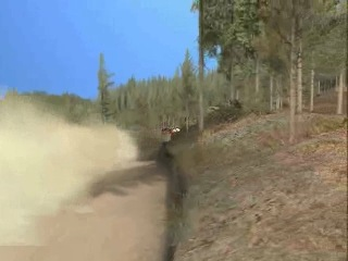 Richard Burns rally - Australia, Mineshaft stage with me