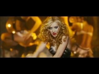 Christina Aguilera - Express - клип к фильму Бурлеск(2011).