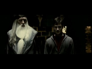 Harry Potter and the Half-Blood Prince -- Opening Scene