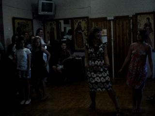 Пираты Карибского моря))наш танец