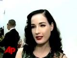 Marilyn Manson and Dita Von Teese in Paris (2005)