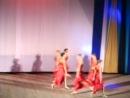 ВДЦ Океан, смена Океанский олимп, 2006 г. Танец Хабанера...
