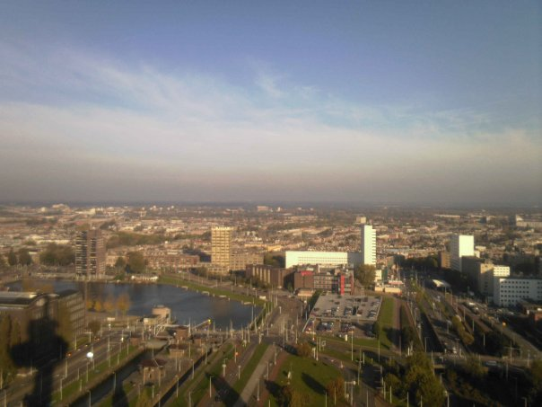 Rotterdam. Euromast