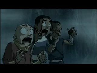 Аватар: Легенда об Аанге 2 сезон 4 серия Болото (The Swamp) | Прикол
