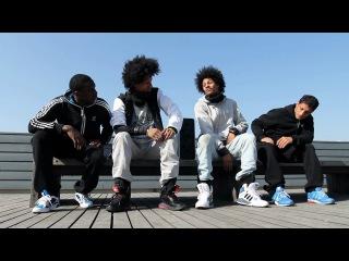 Adidas MEGALIZER   YAK FILMS featuring Les Twins (Criminalz) and Bboy Lamine & Mounir (Vagabonds)