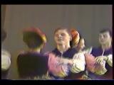 ансамбль танца Россияне Чардаш(венгерский танец)