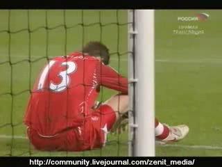 Зенит 2:0 Глазго Рейнджерс (Финал кубка УЕФА 2007-2008)
