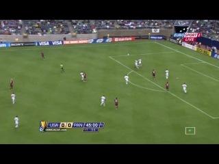 Золотой кубок КОНКАКАФ 2011 / Полуфинал / США - Панама / Eurosport2
