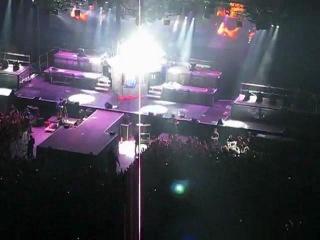 Прощальный концерт легендарной группы