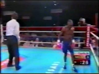 2000-05-20 Juаn Маnuеl Маrquеz vs Rоquе Саssiаni (vасаnt WВО NАВО Fеаthеrwеight Тitlе)