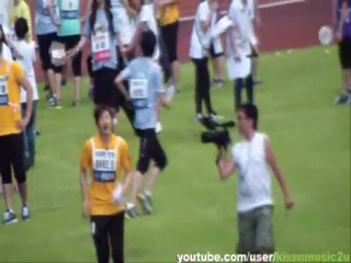 [All Fancam] 27.08.2011 Teen Top @ Idol sport Champianship (Part 3)