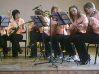 муз-пед!!!мега оркестр с А.В.Седовичем!!