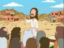 Гриффины Чудеса Иисуса АХАХАААА