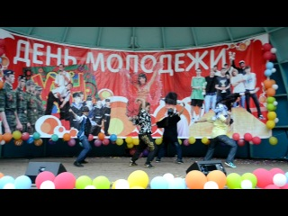Youth's Day. 25 June'11. Dmitrov