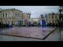 Цветные фонтаны г.Иркутск