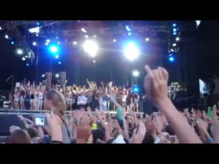 30 Seconds To Mars - Kings and queens. Live