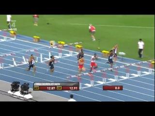 110м с/б Финал Мужчины Чемпионат Мира в Тэгу - www.MIR-LA.com