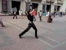 Танец кибер - гота