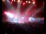 30 секунд с концерта группы Scorpions  в Магнитогорске
