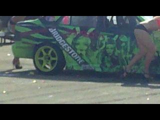 Автоэкзотика 2011 Ярославль - Эротическая мойка автомобиля