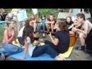 Тур слет школьников Черный юмор хором 29 июня 2011 года