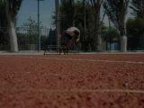 легко атлет(снимал