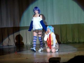 Hana Yume 2011 Anime & Game Fest - Rosario + Vampire [Kurumu Kuruno, Mizore Shirayuki]