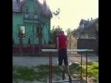 Workout in Zymna Voda