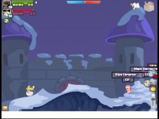 Вормікс: Я vs Юра Пичугин (10 рівень)