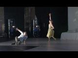 Ballet Boyz on Murkof music - Naked (Part 1)