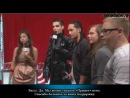 Tokio Hotel - Backstage Interview on MTV VMAJ (25.06.2011) [с русскими субтитрами]