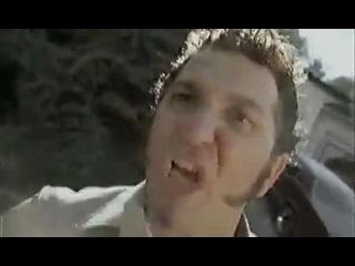 Ублюдок, мать твою, а ну иди сюда говно собачье, решил ко мне лезть? Ты, засранец вонючий, мать твою, а? Ну иди сюда, попробуй меня трахнуть, я тебя сам трахну ублюдок, онанист чертов, будь ты проклят, иди идиот, трахать тебя и всю семью, говно собачье, жлоб вонючий, дерьмо, сука, падла, иди сюда, мерзавец, негодяй, гад, иди сюда ты - говно, жопа!