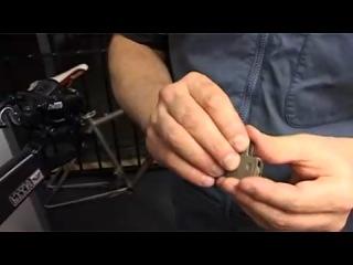 Установка колодок на дисковые тормоза