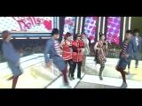 110724 Piggy Dolls - The Girl I Know on Inkigayo