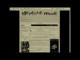 Online Radio Depeche Mode - www.depmode.com