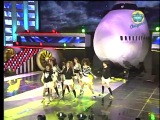 [PERF] SNSD - Into The New World (Remix) (KM Show Tank/2007.10.16)