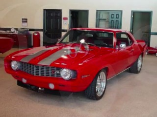 Top 10 muscle car