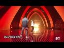 The Throne Kanye West Jay-Z - Otis live at MTV VMAs 2011