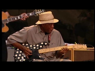 BB KIng_ Eric Clapton_ Buddy Guy_ Jim Vaughn - Rock Me Baby